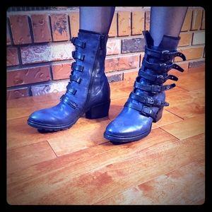 A.S 98 Women's Chalton Leather Boots